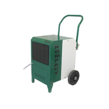 Ebac Kompact 20 l/ day Industrial Dehumidifier on large wheels
