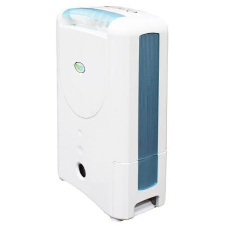GRADE A1 - DD122FW CLASSIC MK5 7L Desiccant Dehumidifier With Ioniser Up To 4 Bed House With 2 Yr Wty