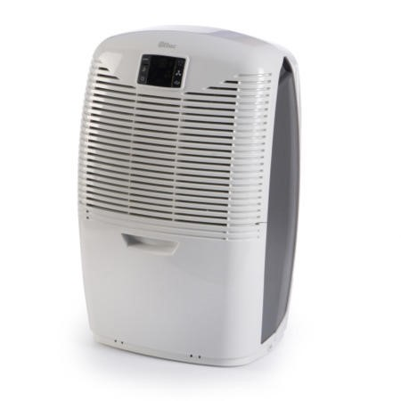 EBAC 3650e 18L Dehumidifier offers energy saving smart controls for up to 4 bed room houses with 2 year warranty