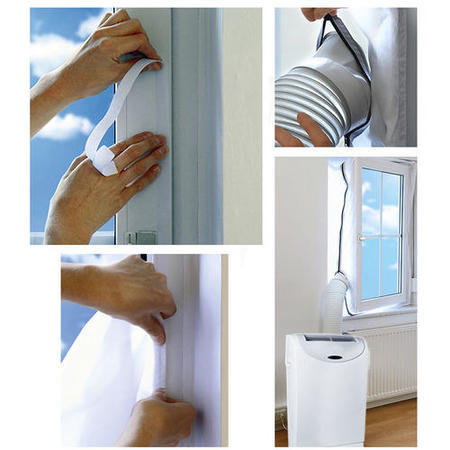 Buy Ac Airlock Universal Window Seal For All Mobile Air