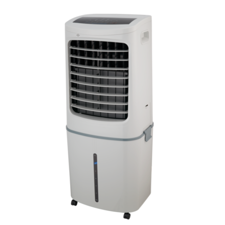 50L Evaporative Air Cooler and Antibacterial Air Purifier for areas up to 70 sqm