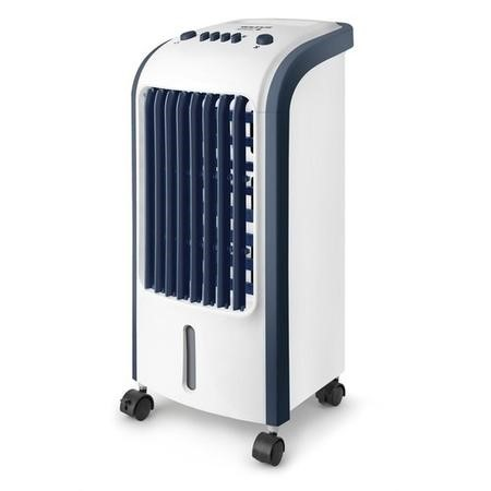 Evaporative Air Cooler with built-in Air Purifier and Humidifier - with 2 Free Ice Packs
