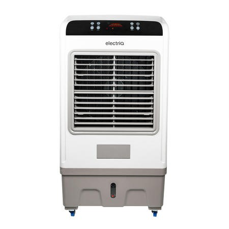electriQ 60L Evaporative Air Cooler and Air Purifier with anti-Bacterial Ioniser for areas up to 80 sqm