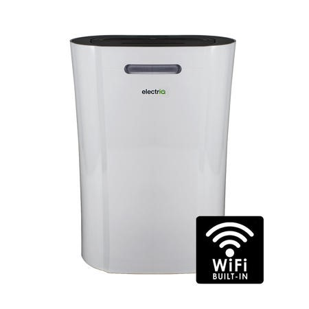 CD12LE PRO 12L Low Energy Smart App WIFI Dehumidifier for up to 3 bed house with UV Plasma Air