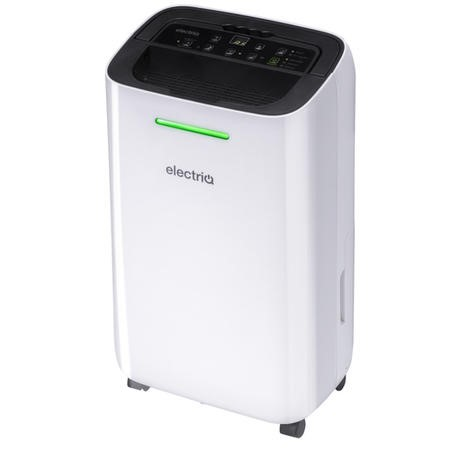 electriQ  12L Smart Wi-Fi Alexa Dehumidifier for up to 3 bed house with  Air Purifier