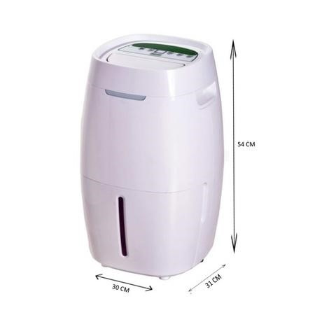 electriQ 16 litre Quiet Low Energy Dehumidifier for up to 4 bedroom homes  - Special Offer