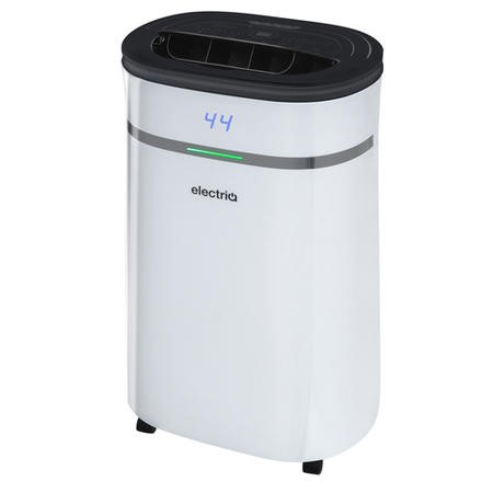 electriQ CD20LE-V2 Low Energy Anti-Bacterial Dehumidifier for 2 to 5 bed houses  WHICH Best Buy 2017