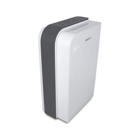 GRADE A1 - electriQ 25 litre Low Energy Smart Dehumidifier with HEPA and UV Air Purifier