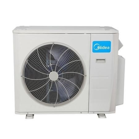 12000 BTU Compact Ceiling Cassette Air Conditioner 3.2 kW with Heat Pump