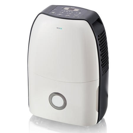 ECOAIR DC14  14L Compact Dehumidifier up to 4  bed house - 2 years warranty - Special Offer