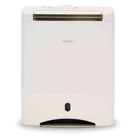 DD322FW SIMPLE Ecoair 10L Desiccant Dehumidifier up to 6 Bed House with Humidistat and 2 years warranty