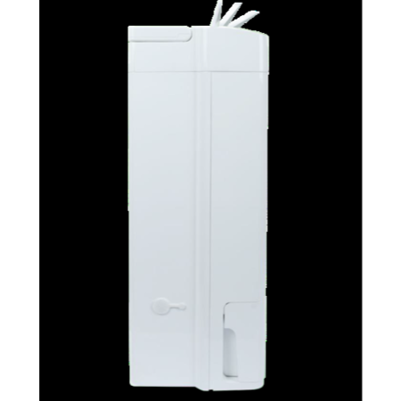 Meaco DD8L-Zambezi 8L Desiccant Dehumidifier with Humidistat and Ioniser for up to 5 bed house 3 Year Warranty