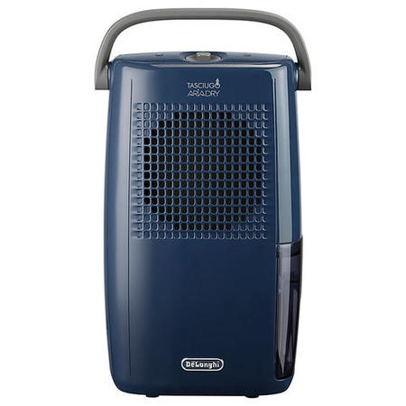 DeLonghi DX10 10L Dehumidifier with Humidistat great for 2 to 3 bed homes