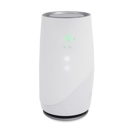 electriQ Ultra Quiet HEPA and plasma air purifier with anti-bacterial technology