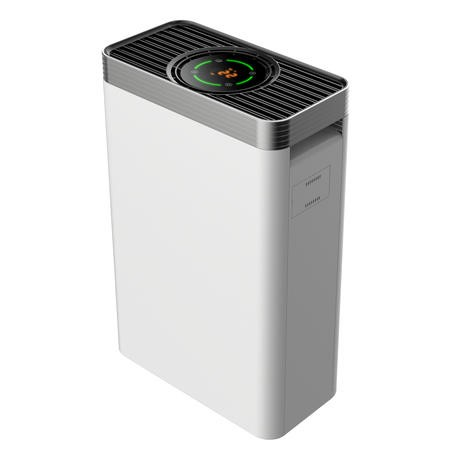 PM2.5  5 stage HEPA Air Purifier with Air Quality Sensor and Timer - great for up to 90 sqm  rooms