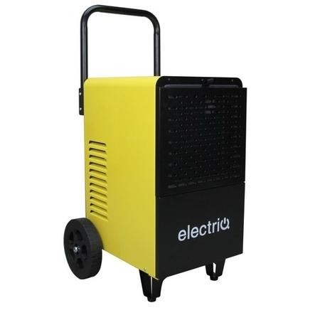 electriQ 30 Litre Commercial Dehumidifier with Digital Humidistat and Timer
