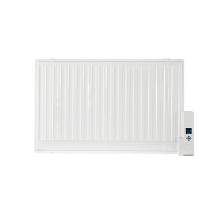 Ultraslim 800W Wall Mountable Oil Filled Radiator with Thermostat and Weekly Timer