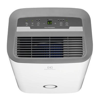 Electrolux EXD20DN3W 20L Dehumidifier for 2 to 5 bedroom houses