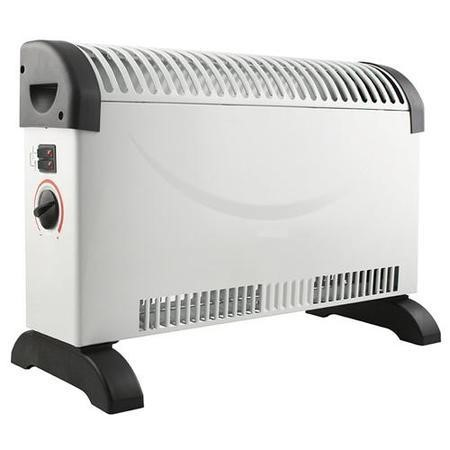 GRADE A1 - Igenix IG5200 2kw Convector Heater With Thermostat