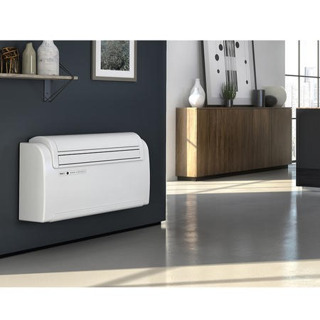 Olimpia Unico Quiet Inverter 13HP 10000 BTU Wall Mounted Air conditioner and Heat Pump without outdoor unit