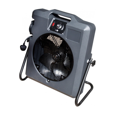 Broughton MB30 Fan 110v