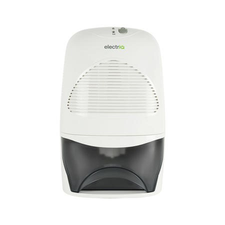 GRADE A1 - MD600 Mini Compact Dehumidifier with 2 litres tank great for small rooms and caravans