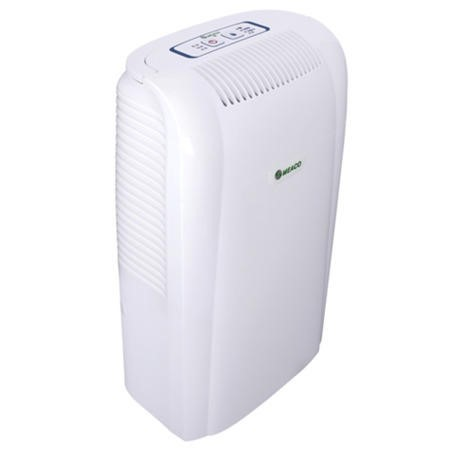 Meaco 10L Dehumidifier for up to 3 bed house with Humidistat and 3 Years free Warranty