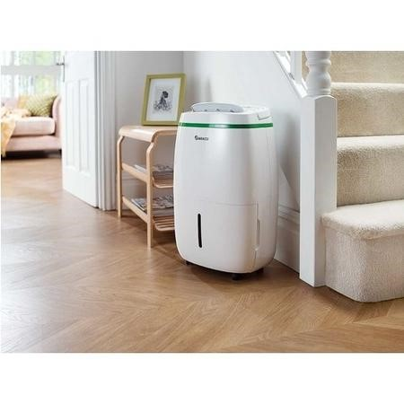 Meaco Platinum 20 Litre Low Energy Dehumidifier for up to 5 bed house with Digital Display and 3 Years Warranty