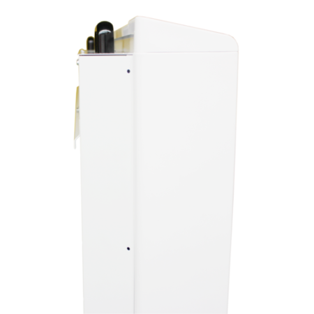 MeacoWall 53 White Ultra Quiet Wall Mounted Dehumidifier - 53L Per Day