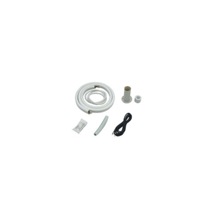 5 meter Pipe kit for 9000 and 12000 BTU Air Conditioners 1/4 and 3/8 inches 6.00mm/9.52mm