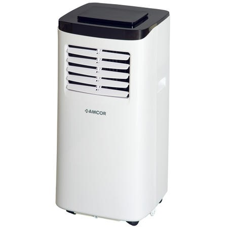 Amcor SF8000E Portable Air Conditioner for rooms up to 18 sqm with digital  thermostat