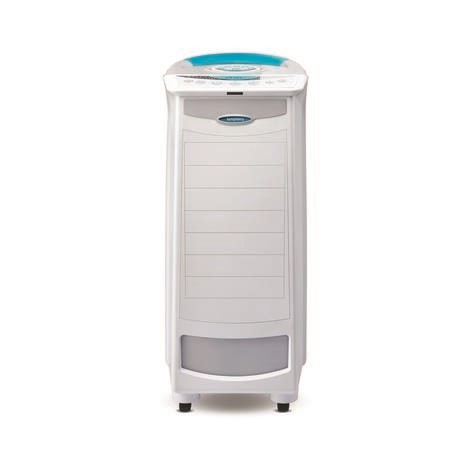 GRADE A1 - Symphony 9L Silver-I Evaporative Air Cooler with IPure PM 2.5 Air Purifier Technology