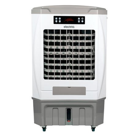 GRADE A1 - Storm100E 100L Powerful Evaporative Air Cooler for areas up to 100 sqm