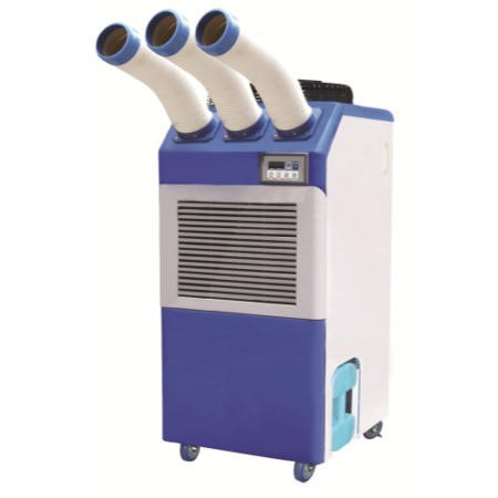 Industrial  25000 BTU 7.3 kw Portable Commercial Air Conditioner up to 60 sqm