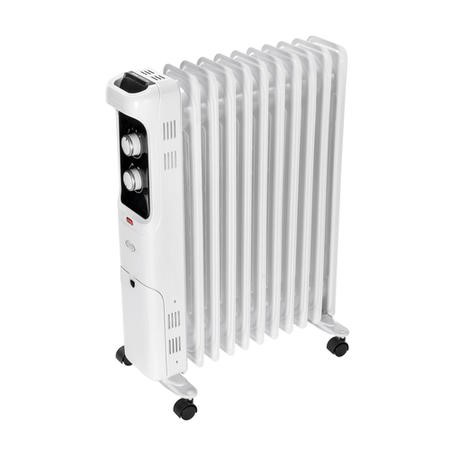2.5 kw Oil Filled Radiator 10 fin with Thermostat