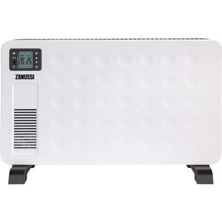 Zanussi 2KW Convetctor Heater with Timer 3 heat settings and remote control