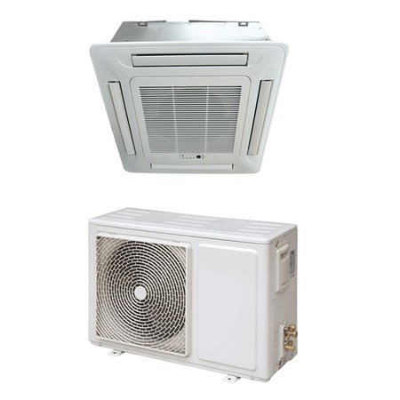 eiQ-CRFC18K-V5 Electriq 18000 BTU 5 kW Toshiba GMCC powered Compact Cassette Inverter Air Conditioner with HeatPump