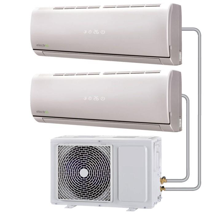 Buy Multi Split 24000 Btu Inverter Air Conditioner With