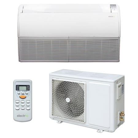 24000 BTU 7.1KW Floor Ceiling Wall mounted  Air Conditioner with Heat Pump and 5 years warranty