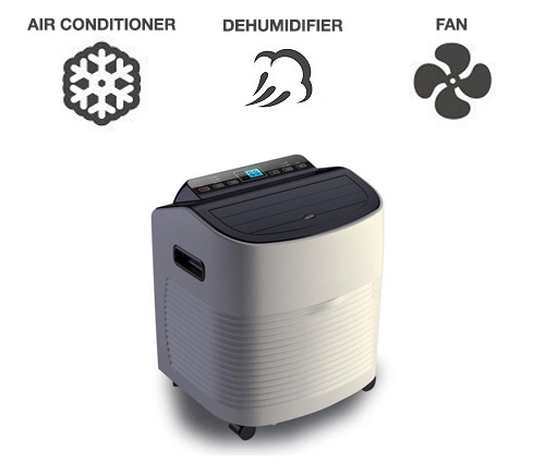 Buy Electriq Compact 9000 Btu Small And Powerful Portable